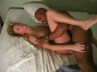 Gina Gets A Black Horseshit